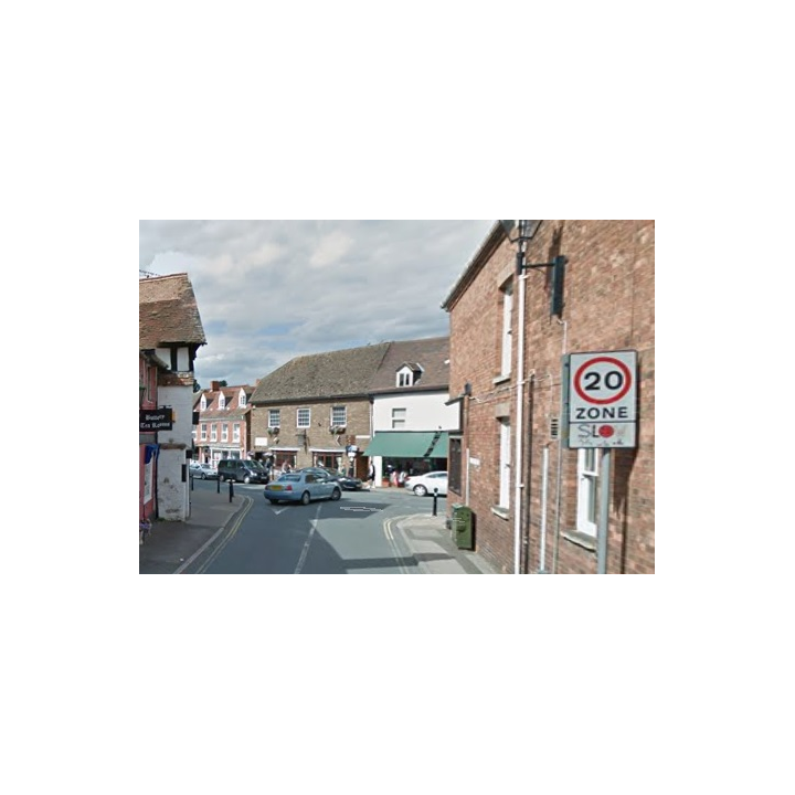 20 mph limit in Culver Street, Newent